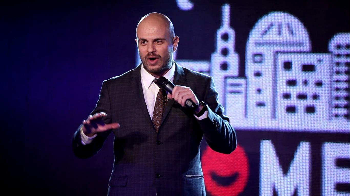 Иван Кирков основател на comedy.bg