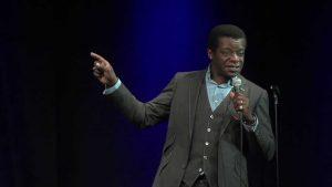 Стивън Кей Амос Stephen K Amos стендъп комедия трети фестивал на комедията софия 2016 comedy