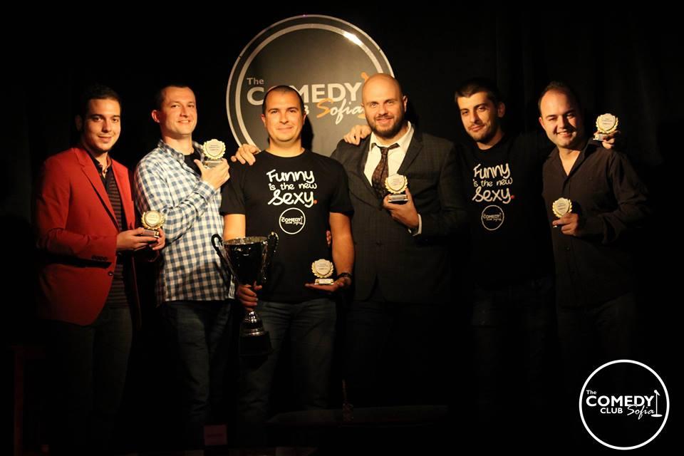 комедийни награди фестивал на комедията комеди шоу