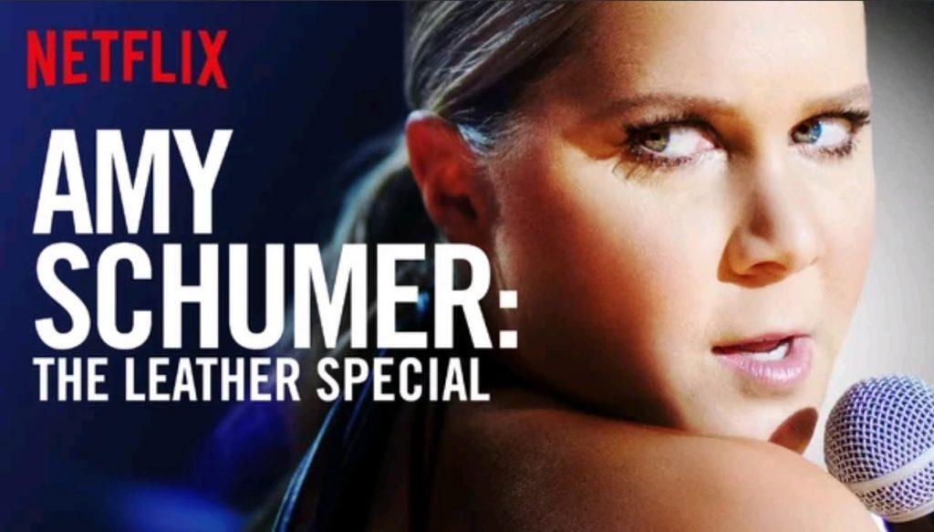amy schumer leather special netflix ейми шумър нетфликс стендъп комедия standup comedy komediq