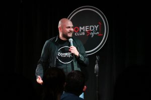stand-up comedy Bulgaria