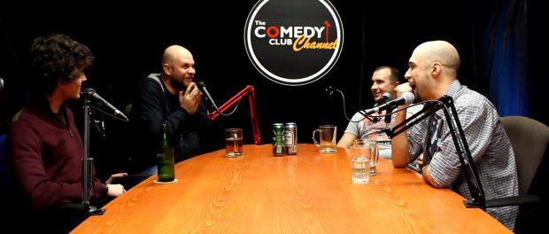 Комеди Подкаст на български в Youtube и iTunes