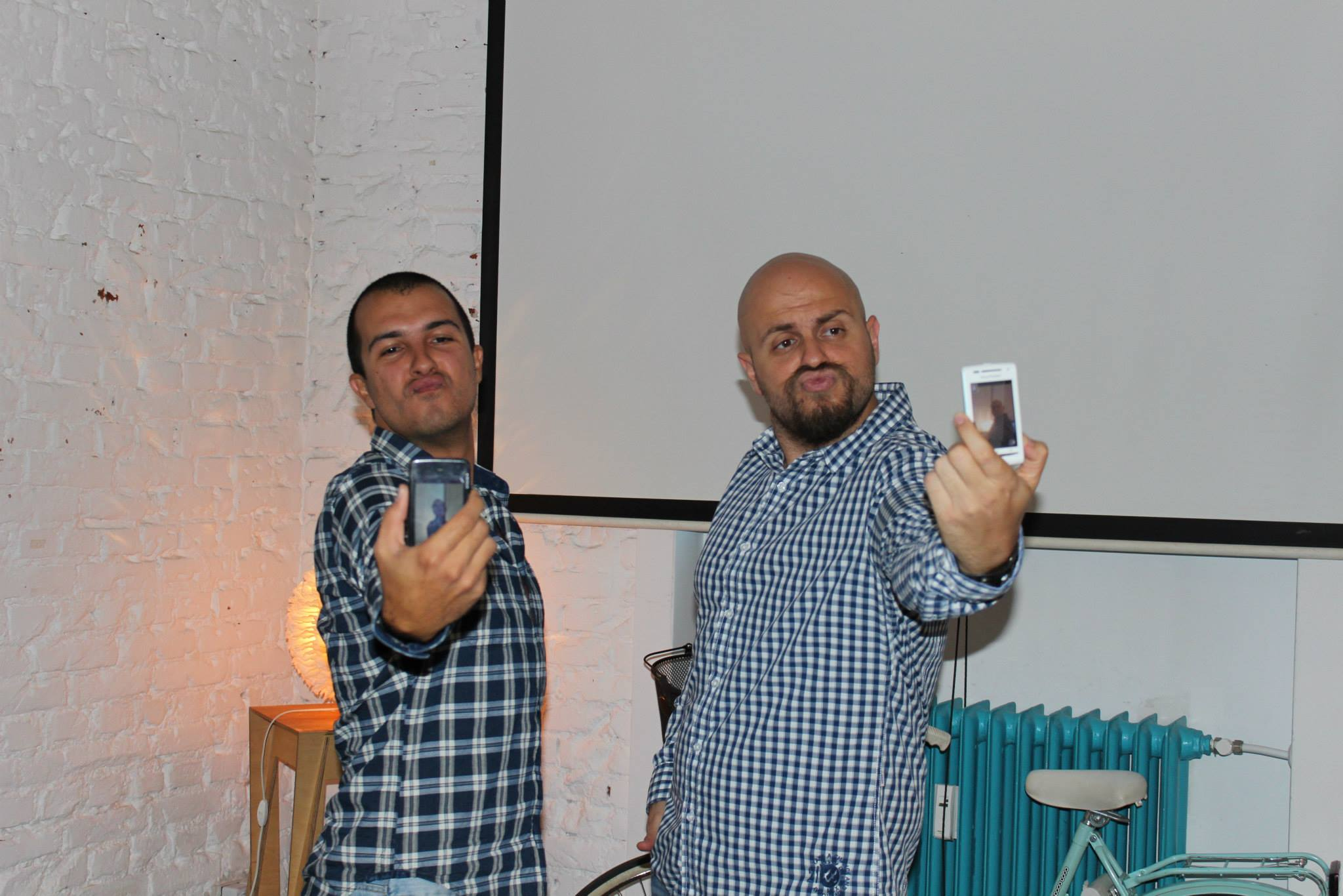 Стендъп комеди с Васил Ножаров и Иван Кирков