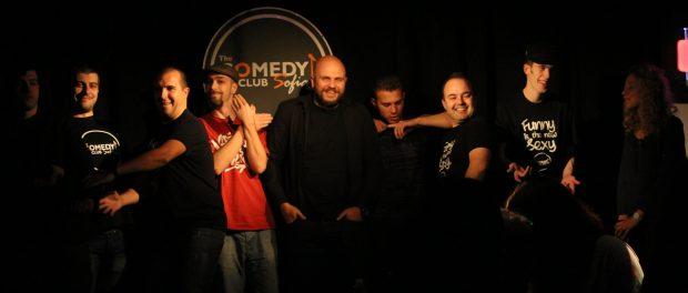 stand up comedy bulgaria sofia