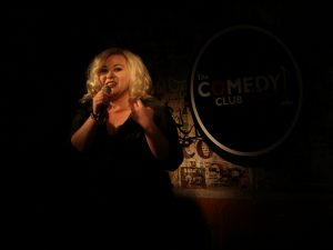 stand up comedy bulgaria Petya Kyupova
