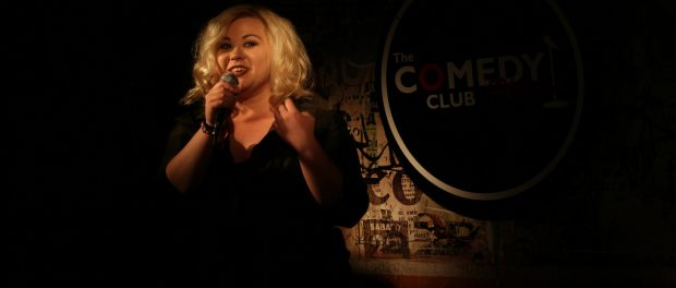 stand up comedy bulgaria Petya Kyupova