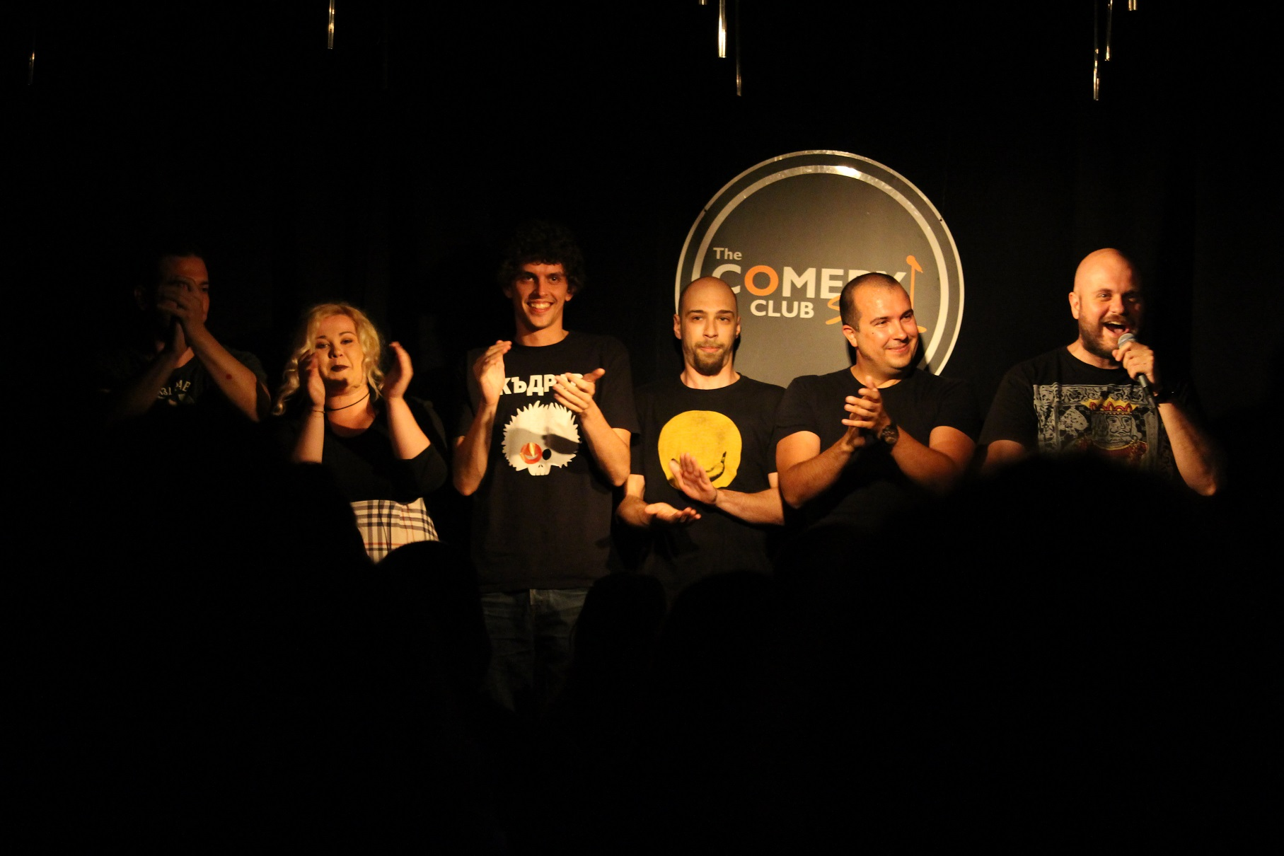 Stand Up Comedy Bulgaria Sm