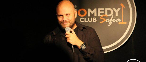 Stand up comedy Varna Bulgaria