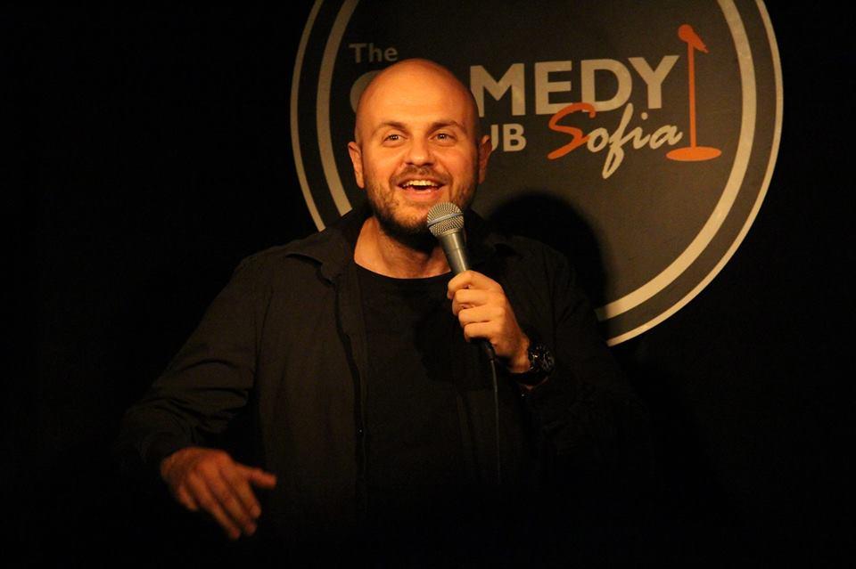 stand up comedy в добрич комеди клуб софия българска стендъп комедия