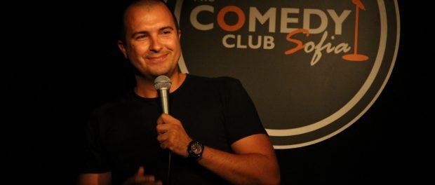 stand up comedy Bulgaria Vasil Nojarov Фестивал