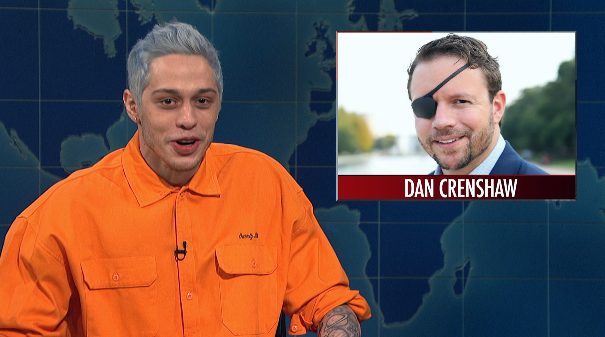 stand up pete davidson snl