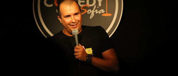 васил ножаров stand up comedy