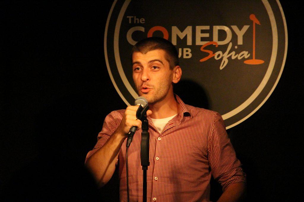 сашо деянски стендъп комеди комеди клуб софия stand up comedy