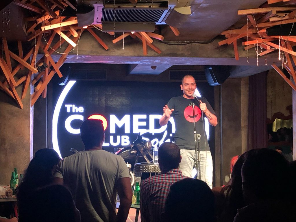 Nikolaos - Standup Comedy Varna