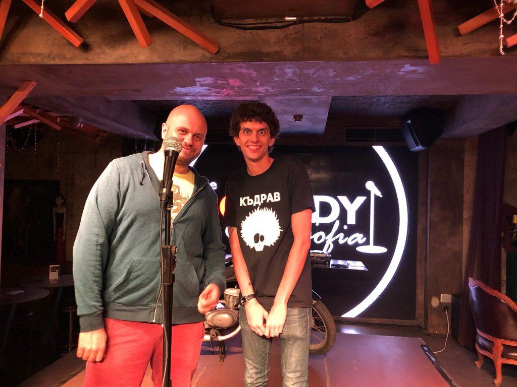 Varna Comedy Festival Ivan-Filip