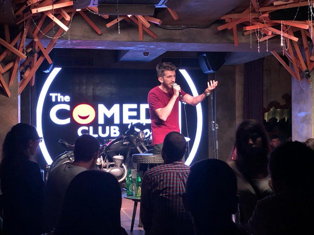 Comedy Festival Varna Petar